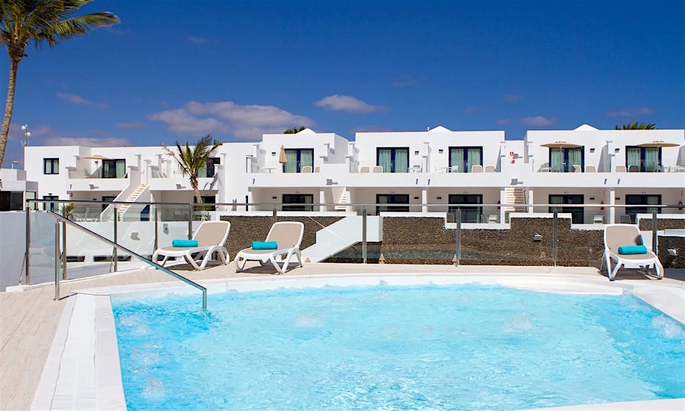 Win a Holiday for Two in Lanzarote with Blue Insurance and Aqua Suites