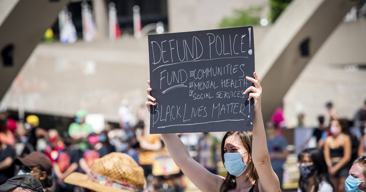 Toronto just voted not to defund the police