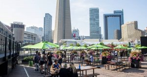 These are the new restrictions for bars and restaurants in Toronto