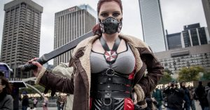 Toronto restaurant looking for cosplayer delivery people