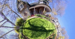 Someone is taking the coolest 360-degree photos of Toronto
