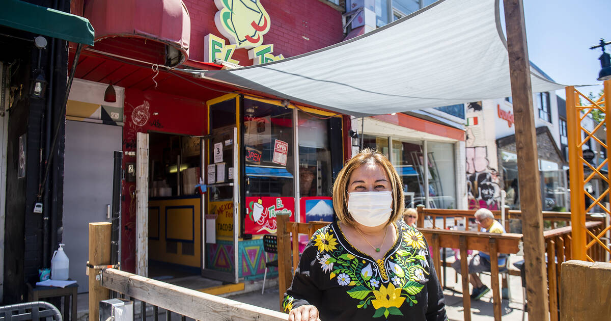 Toronto's original Mexican restaurant can be traced back to a friendship between couples
