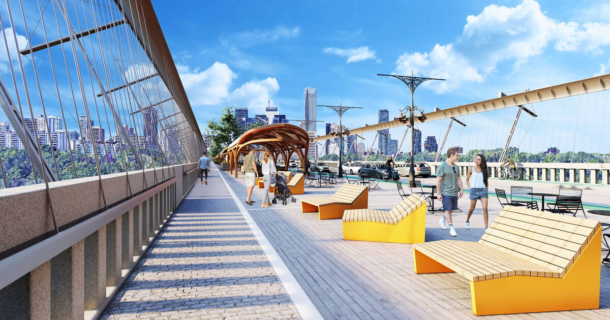 The Bloor Viaduct could be completely transformed into Toronto's own High Line