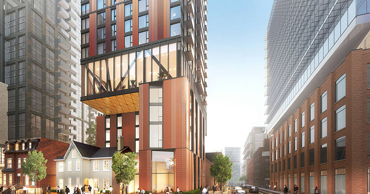 Derelict corner in downtown Toronto could soon be replaced by a massive condo tower